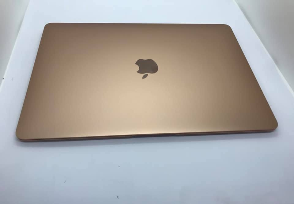 Macbook Air 2018 with Touch ID (latest)