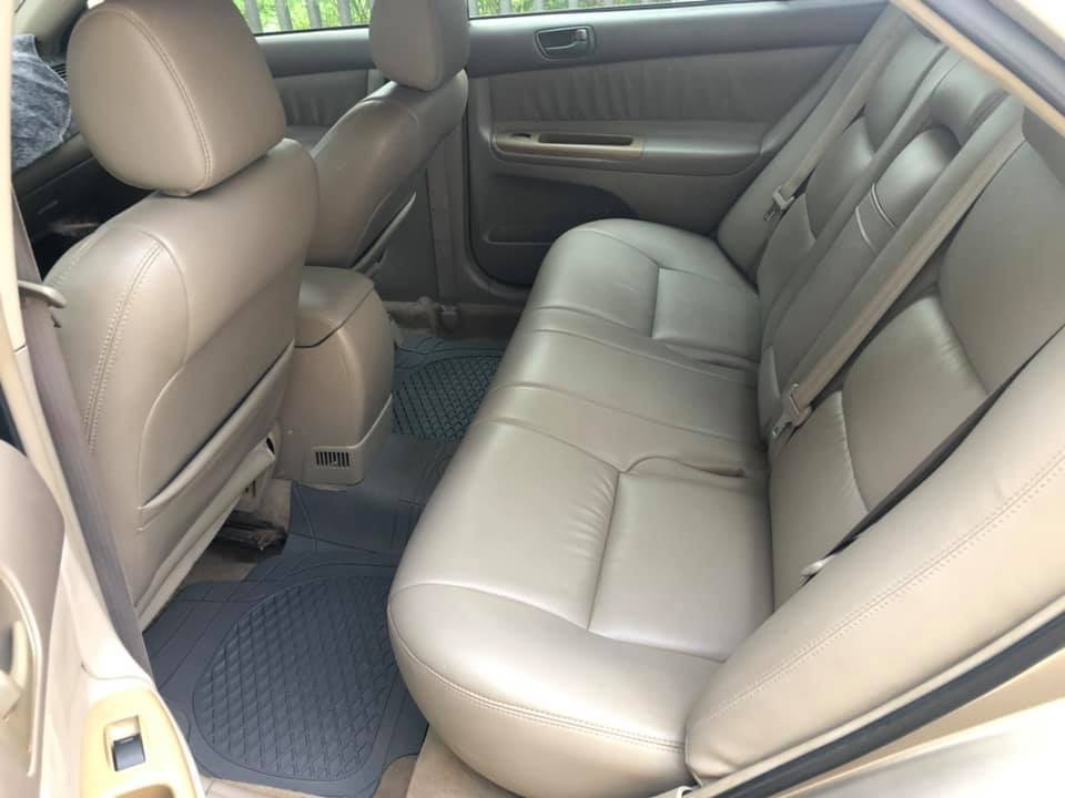 Camry Le 02 ABS