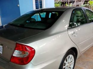 Camry 02 for sale