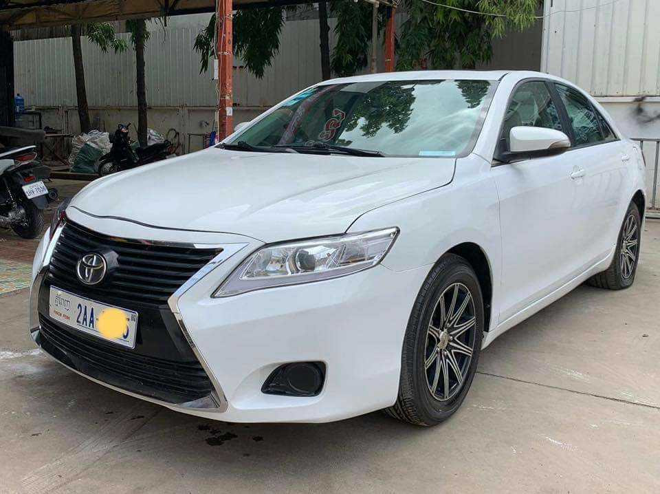 Camry 2007 XLE