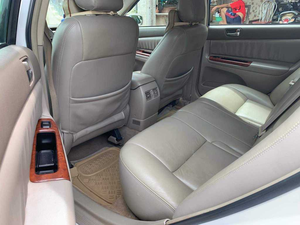 Camry xle 04 Full Option
