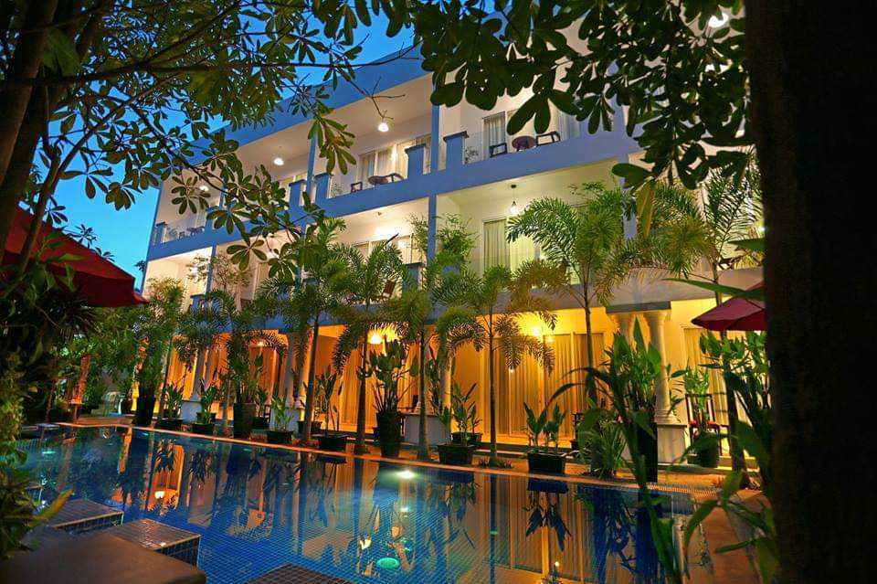 Golden hotel siem Reap