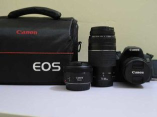 Camera for sell 700D