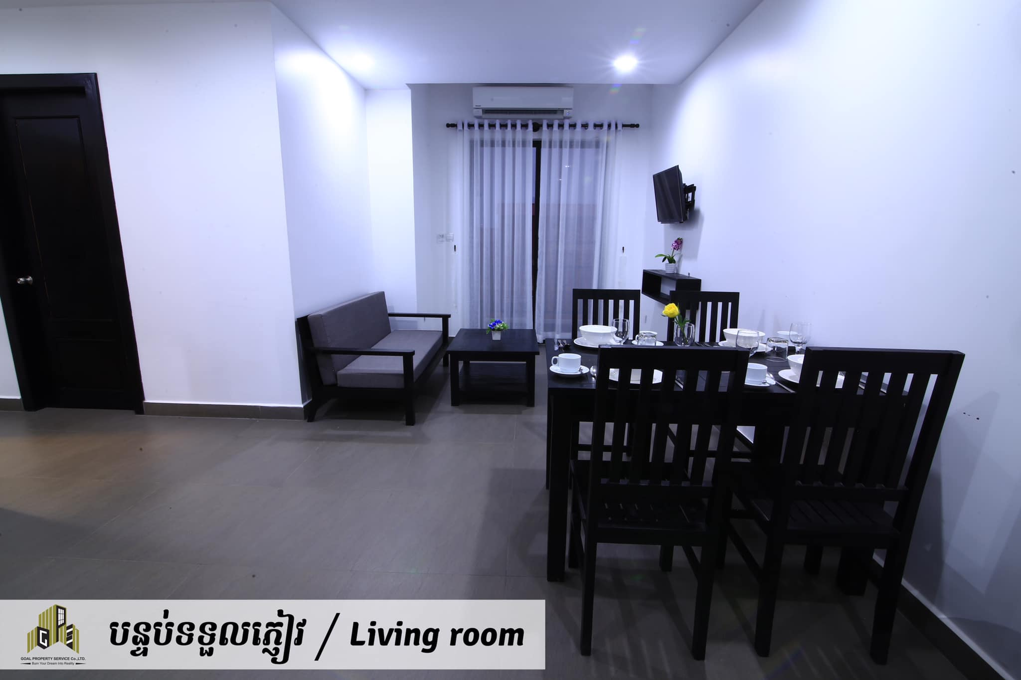 Apartments for rent Start from 250 $/ Month