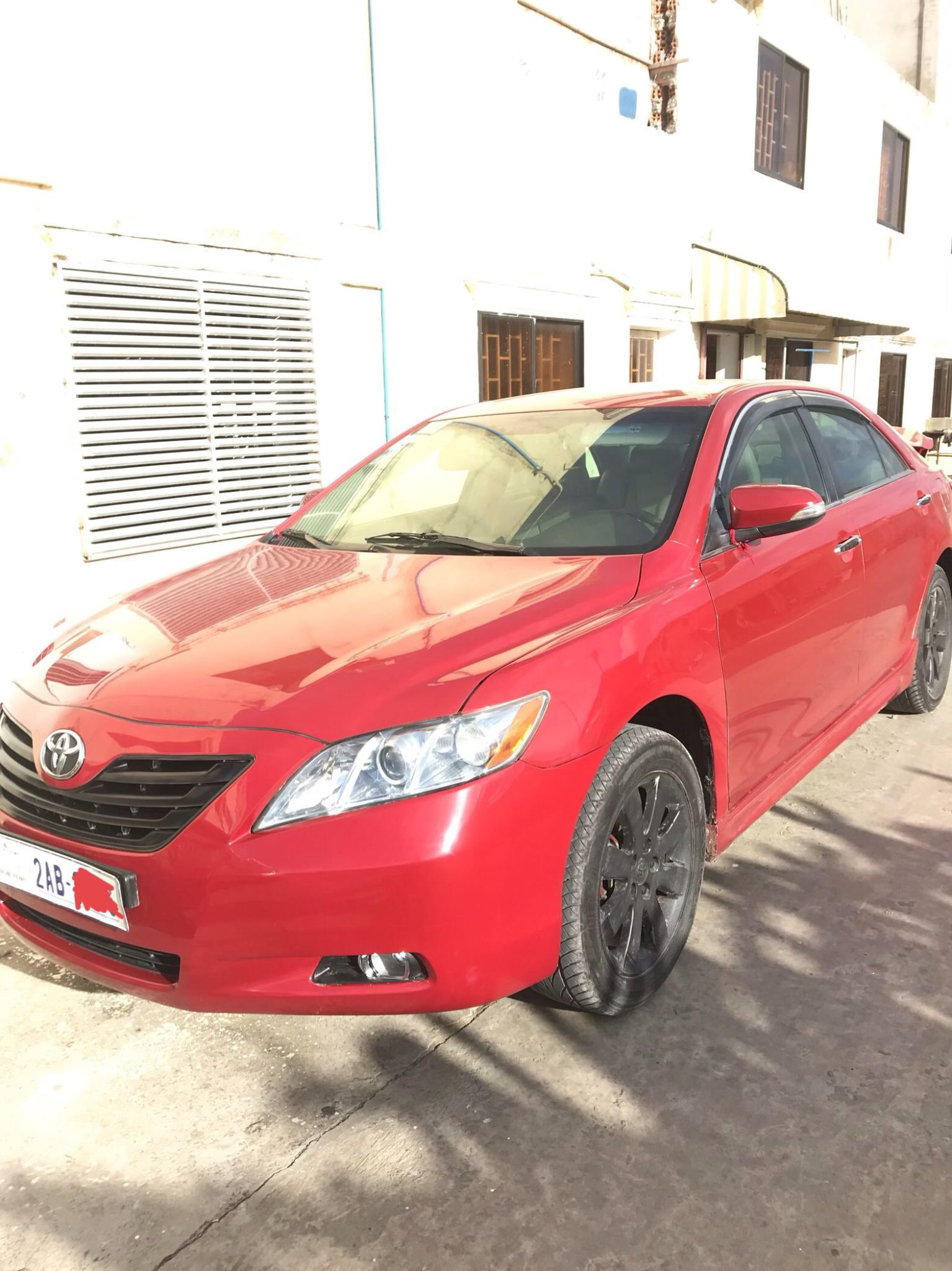 Camry 07 le