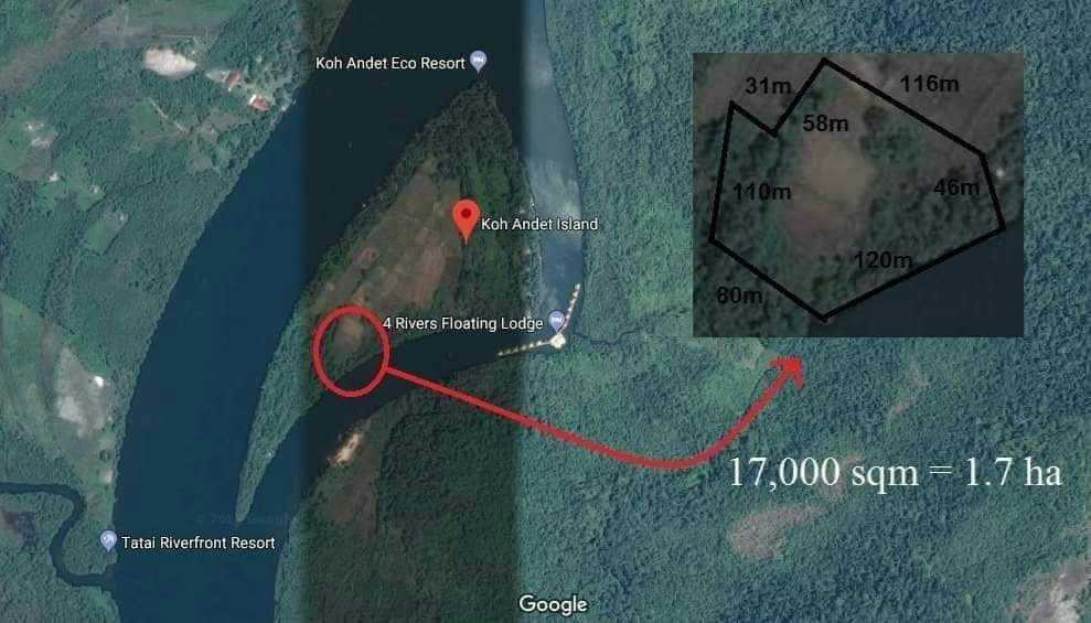 Land for Sale in Tatai, Koh Kong
