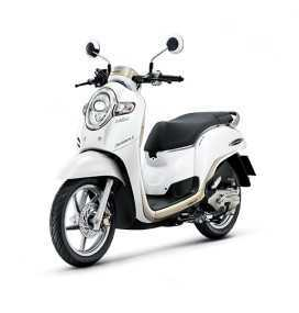 Scoopy i 2018