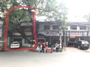 Business House for Sale at Wat Phnom Circle