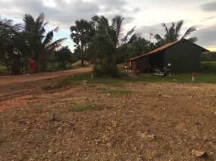 Land for Sale 9km from Kampot