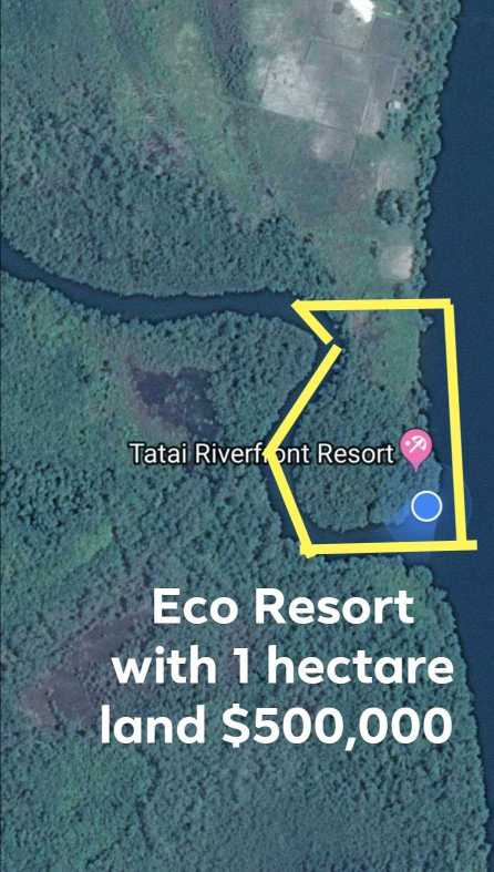 Eco Resort with Land for Sale