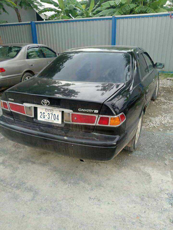 Sell Camry 1997