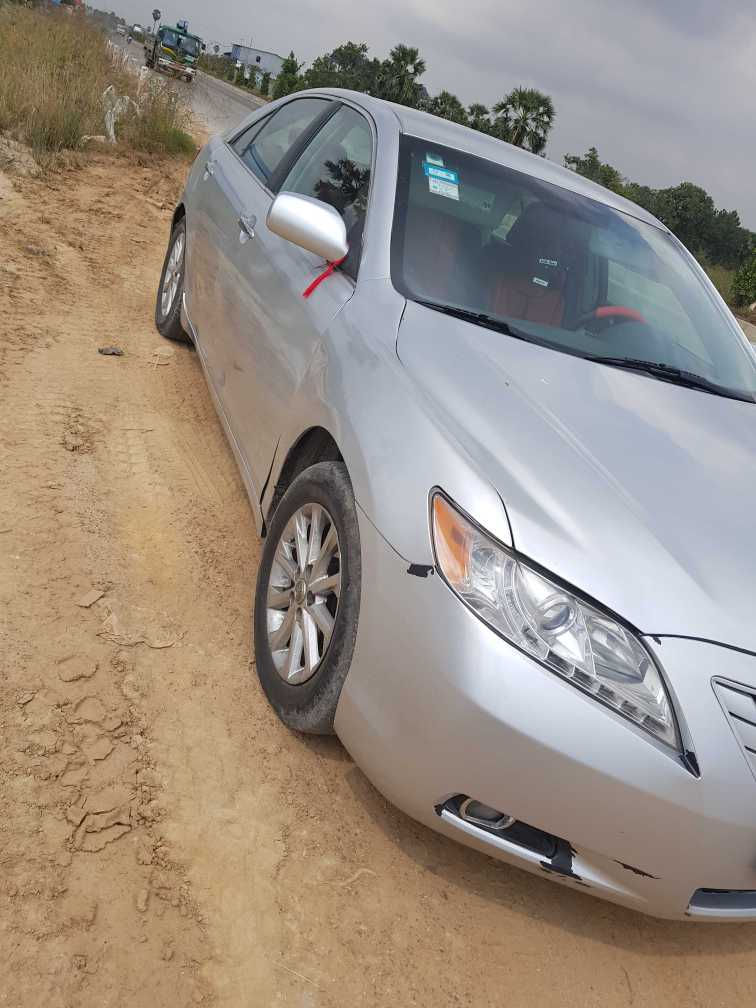 Camry Le 08