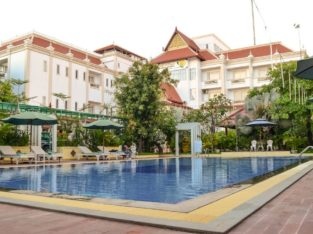 Angkor Davann Luxury Hotel & Spa