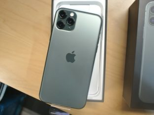 UNLOCKED Apple iPhone 11 Pro Max SILVER 512GB New