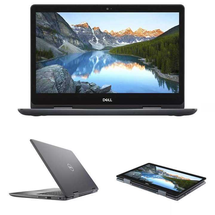 Dell Inspiron 14-5481 360 Touch 2 in 1 Ultrabook