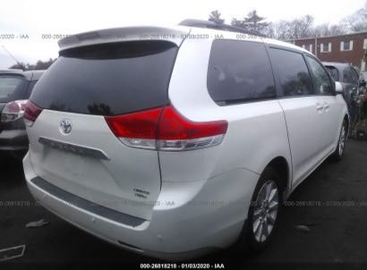 Sienna 2011 LIMITED Full options