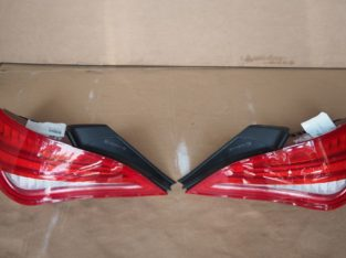 MERCEDES BENZ W117 CLA45 AMG TAIL LAMPS