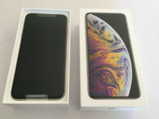 NEW SEALED Apple iPhone XS Max – 512GB – Silver