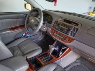 Camry 02 XLE