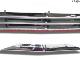 Saab 92 92b grill (1949-1956) by stainless steel
