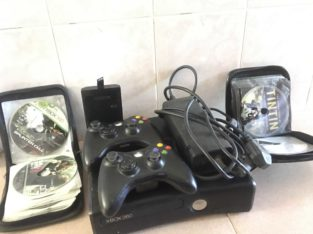 XBOX 360 Slim For Sell