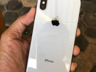 iPhone X 256G for sell