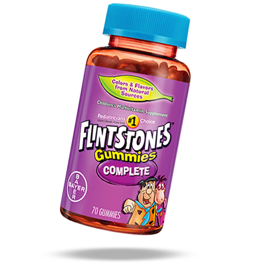 Flintstones Gummies Kids Vitamins, Gummy Multivita