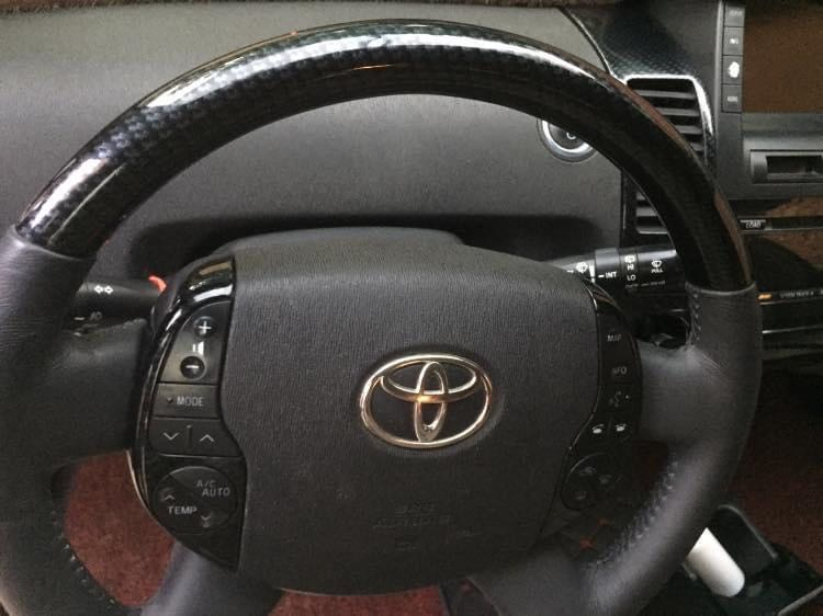 Prius 06 Full Option Red Color