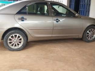 Camry 02 ABS LE