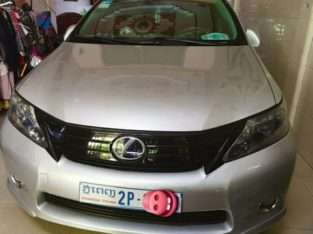 Lexus HS250H for sell! ម្ចាស់ផ្ទាល់ខ្លួន! call now!
