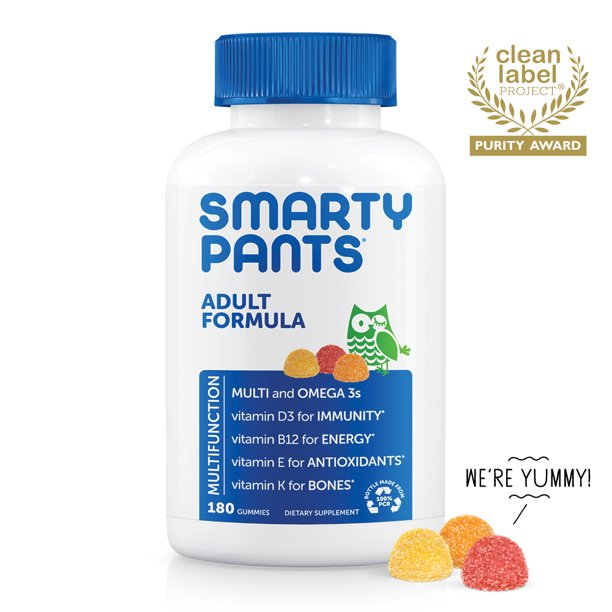 Gummies Multivitamins: Adult Formula: Multivitamin