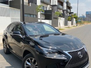2015 NX FULL OPTION F-Sport