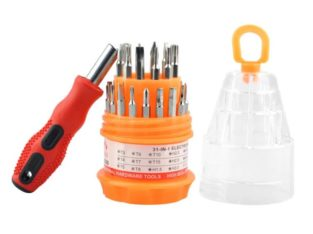 Screwdriver 31 in 1 Tool