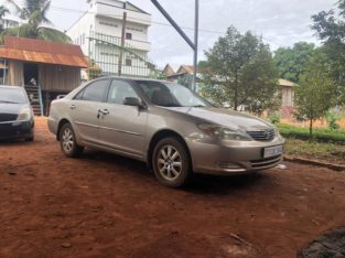 Camry 02 XLE Full Option
