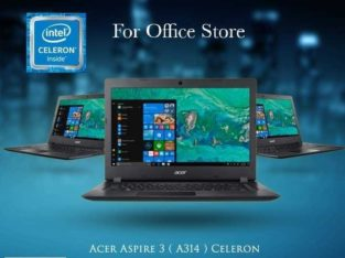 Acer Aspire 3-A314  For Office Store. original Product. Price: $299 (New Box)