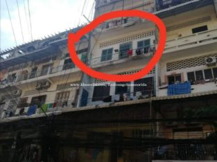 Sell house in Phnom Penh. (location New Market)