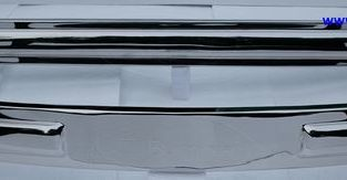 VW Bus T1 Split Screen (1950-1957) Front bumpers