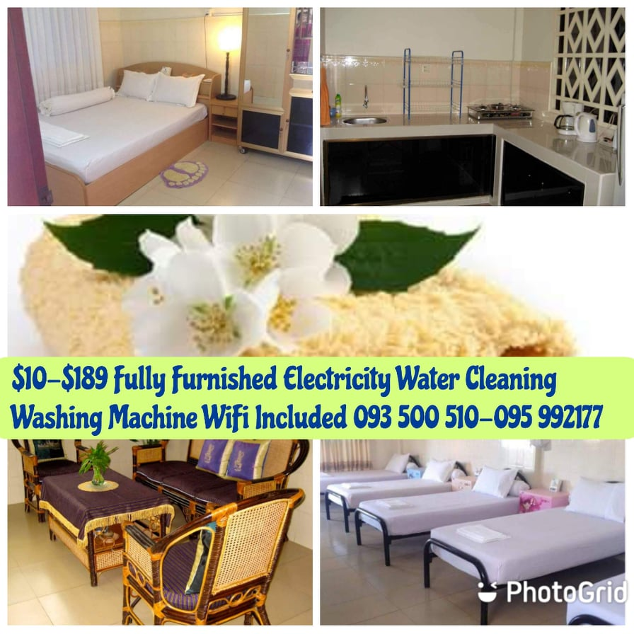Fully furnished All Charges Included