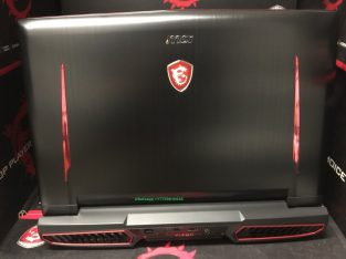 Gaming MSI GT73VR 17.3 UHD 4K GTX 1080 8GB VRAM 64