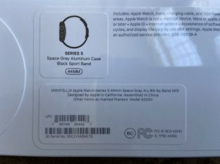 Apple Watch Series 5 MWWP2LL/A GPS & Cellular 44mm