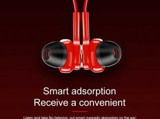 New Wireless Bluetooth Earphone Magnetic Suction HiFi Sound Quality Stereo Headset Waterproof Wirele