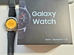 Samsung Galaxy Gear S3 Frontier 46mm Smart Watch L