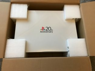 Sony PlayStation PS4 Console 20th Anniversary