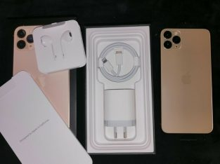 New Sealed Apple iPhone 11 Pro Max – 512GB – Space