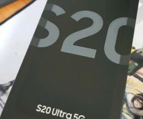 NEW Samsung Galaxy S20 Ultra 5G 512GB