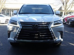 Selling my fairly used 2017 Lexus LX 570 4WD 4dr