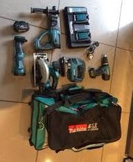 New Makita Lxt1500 18V 15pcs tools set
