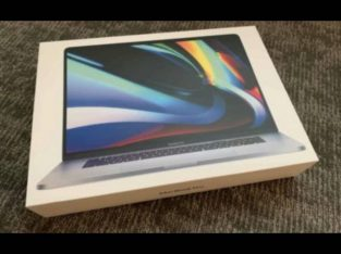 Brand new Apple MacBook Pro 1Tb 2020 8G