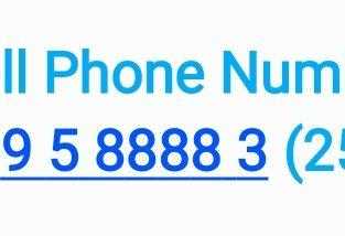 sell phone number250$