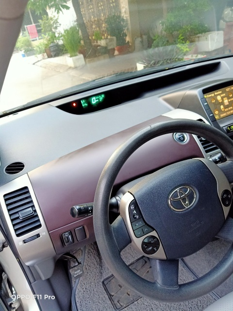 Prius 05 tax papers